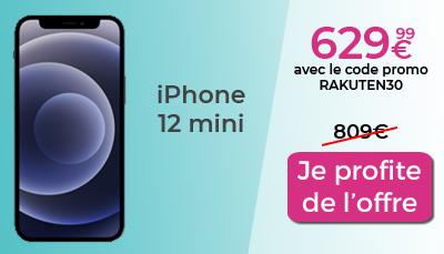 Promo iPhone 12 Mini