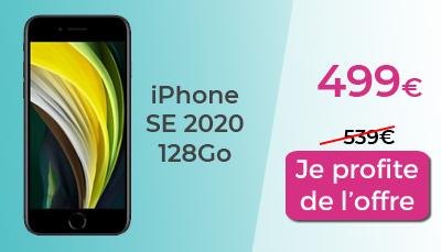 iPhone Se 128Go