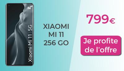 Xiaomi Mi 11 en promo