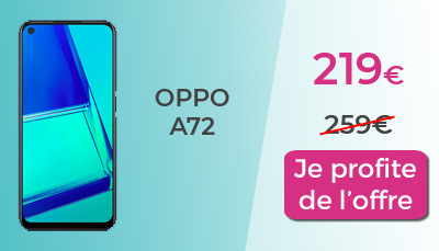 Oppo A72 RED by SFR