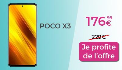 Poco X3 Cdiscount