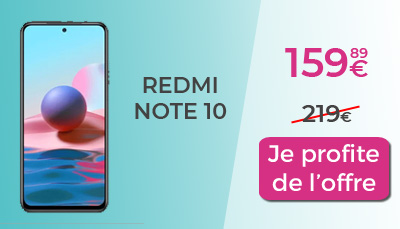 promo redmi note 10