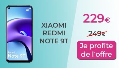 Redmi Note 9T 5G RED