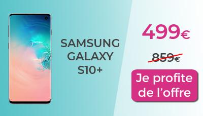 promo galaxy S10 plus