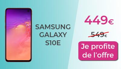 promo galaxy s10e