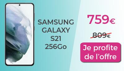 promo galaxy S21