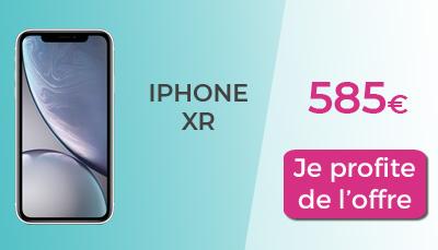 iphone XR en vente