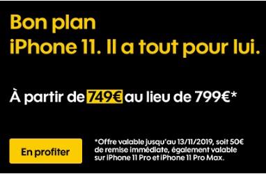 iphone 11 sosh
