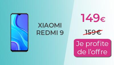 Xiaomi Redmi 9 RED