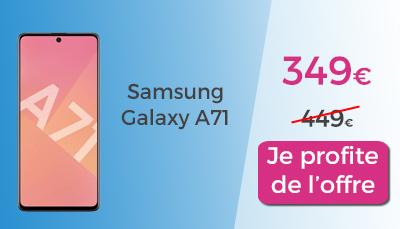 promo galaxy a71