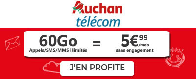 Auchan Telecom 60Go