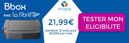 BBOX Must de bouygues Telecom