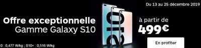 Samsung Galaxy S10 Promo