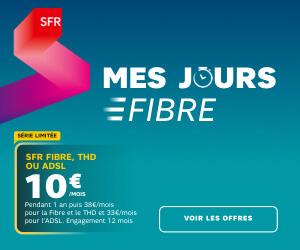 BOX SFR 10 euros