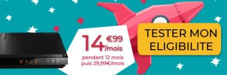 BOX SOSH Fibre 15€