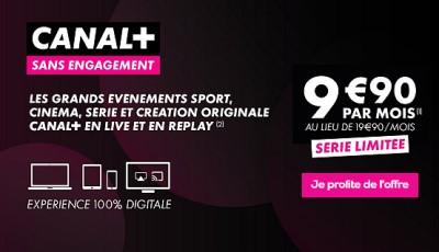 canal+ vente privee