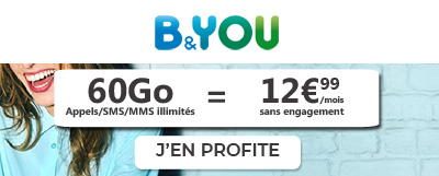 forfait bouygues 60go