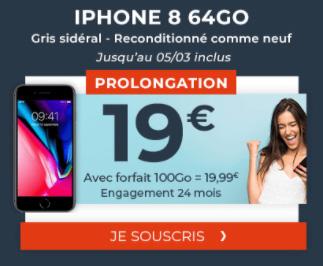 promo forfait avec iphone