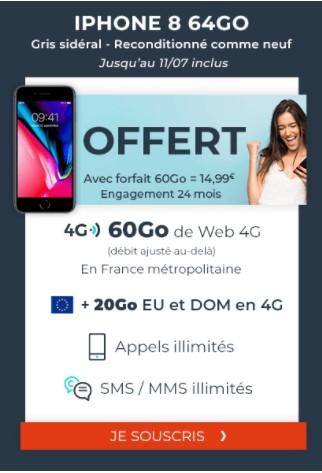 iphone offert