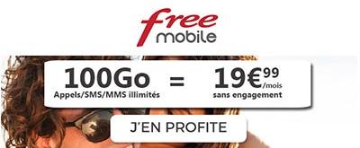 forfait free mobile