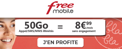 forfait free vente privée