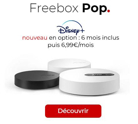 promo freebox pop