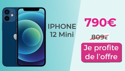Promos Rakuten iPhone 12 Mini