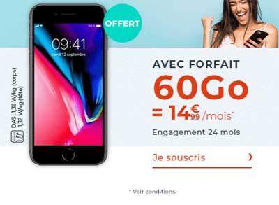 iphone 8 offert Cdiscount