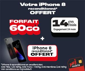 forfait iphone offert