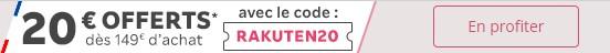 code promo rakuten