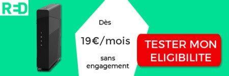 Promo RED BOX 19€
