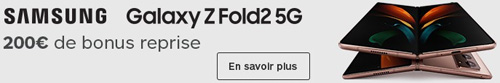 Galaxy z fold 2 bonus reprise