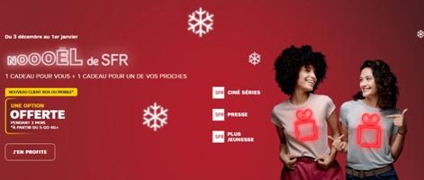 Option SFR Noël