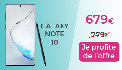 Galaxy Note 10 RED