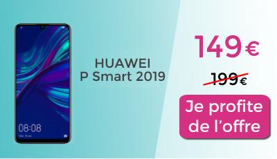 Huawei P Smart 2019 RED