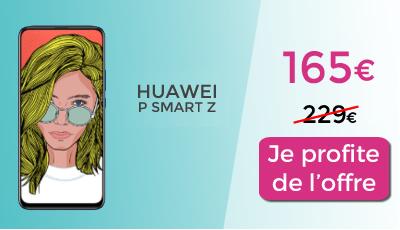 Huawei P Smart Z RED