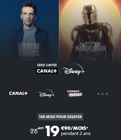 canal+ et disney+