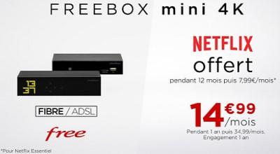 Vente privee Freebox