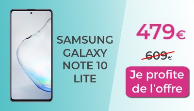 promo galaxy note 10 lite