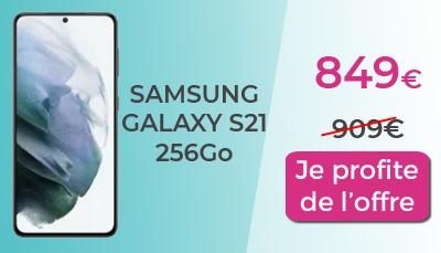 Galaxy S21 256Go