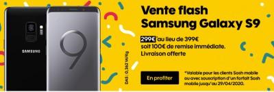 Samsung Galaxy S9 SOSH