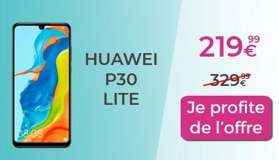 Huawei P30 Lite promo Rakuten