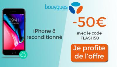 i phone 8 50 euros de reduction