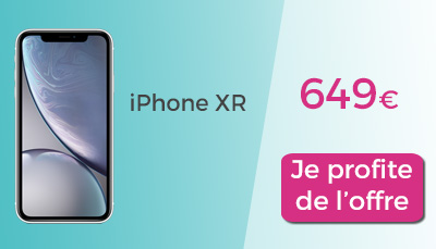 promo iphone xr