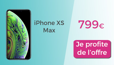 promo iphone xs max cdiscount