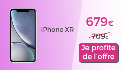 iphone xr en promo