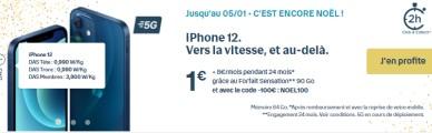 promo iphone 12 bouygues telecom