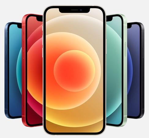 iphone 12 déclianisons