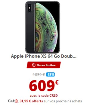 Rakuten iPhone xs