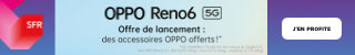 Oppo reno6 lancement